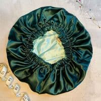 Classic Double Layer Adult Satin Bonnet